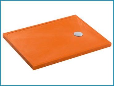 receveur de douche orange zest 90cm120cm 370x280 shower stones. Black Bedroom Furniture Sets. Home Design Ideas