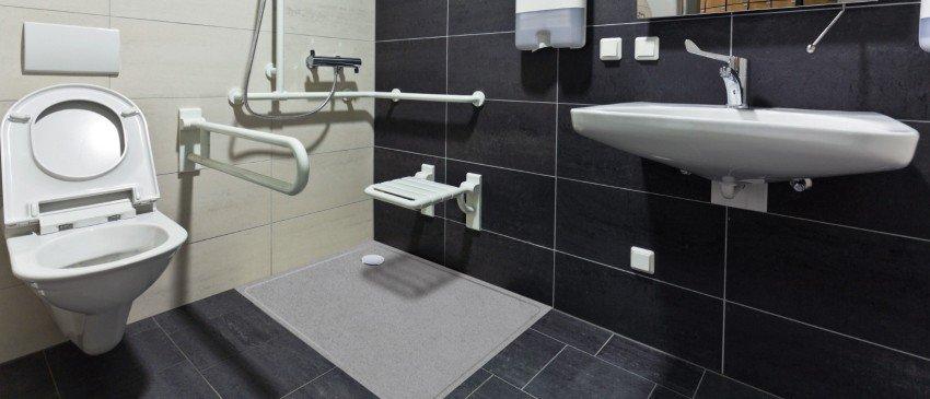 Salles de bains pour handicapés | Bruxelles | Brabant Wallon
