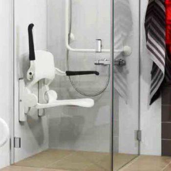 Adaptation salle de bains pour handicapés. Seniors. PMR | Shower-Stones