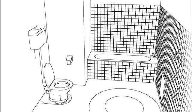 Aménagement de salles de bains pour handicapés. Bxl - Brabant Wallon
